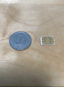 SIMカード UQモバイル
